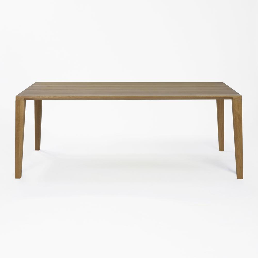 Lambert ARACOL Tisch Eiche massiv 90x200