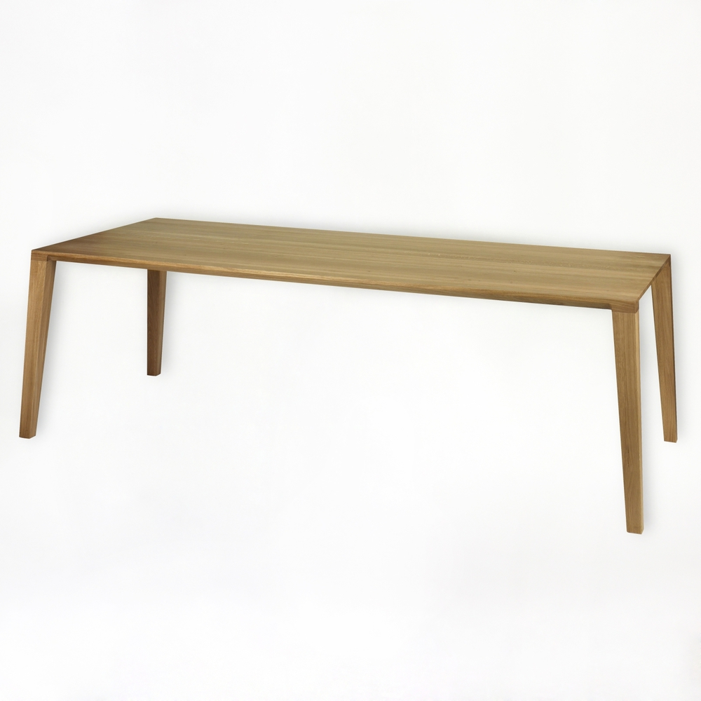 Lambert ARACOL Tisch Eiche massiv 100x240