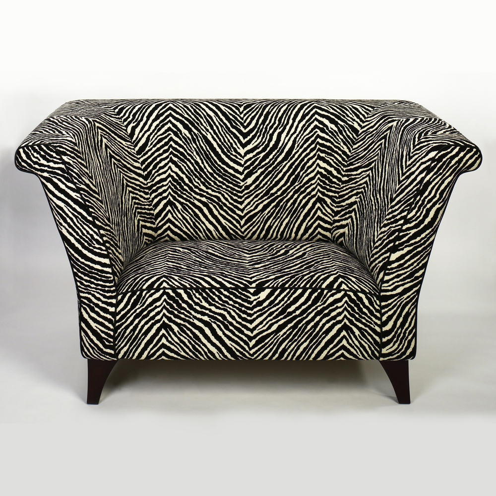 Lambert Cotton Club Loveseat