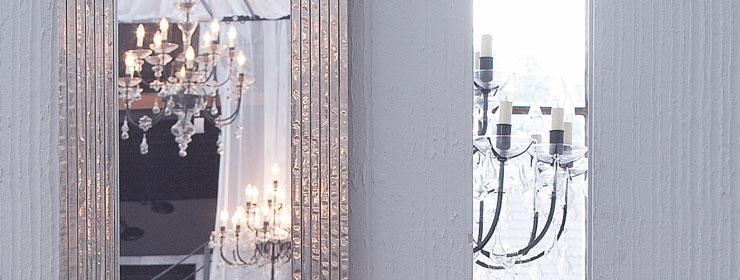lambert horizon spiegel rahmen aus holz massiv mit. Black Bedroom Furniture Sets. Home Design Ideas