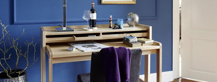 schreibtische sekret re hauptsache aufger umt ein comeback mit system lambert m bel shop. Black Bedroom Furniture Sets. Home Design Ideas