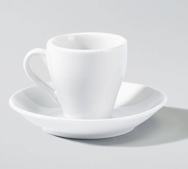 Lambert Domani Espressotasse mit Untertasse