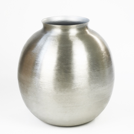 Lambert Dongola Gefäß Aluminium groß
