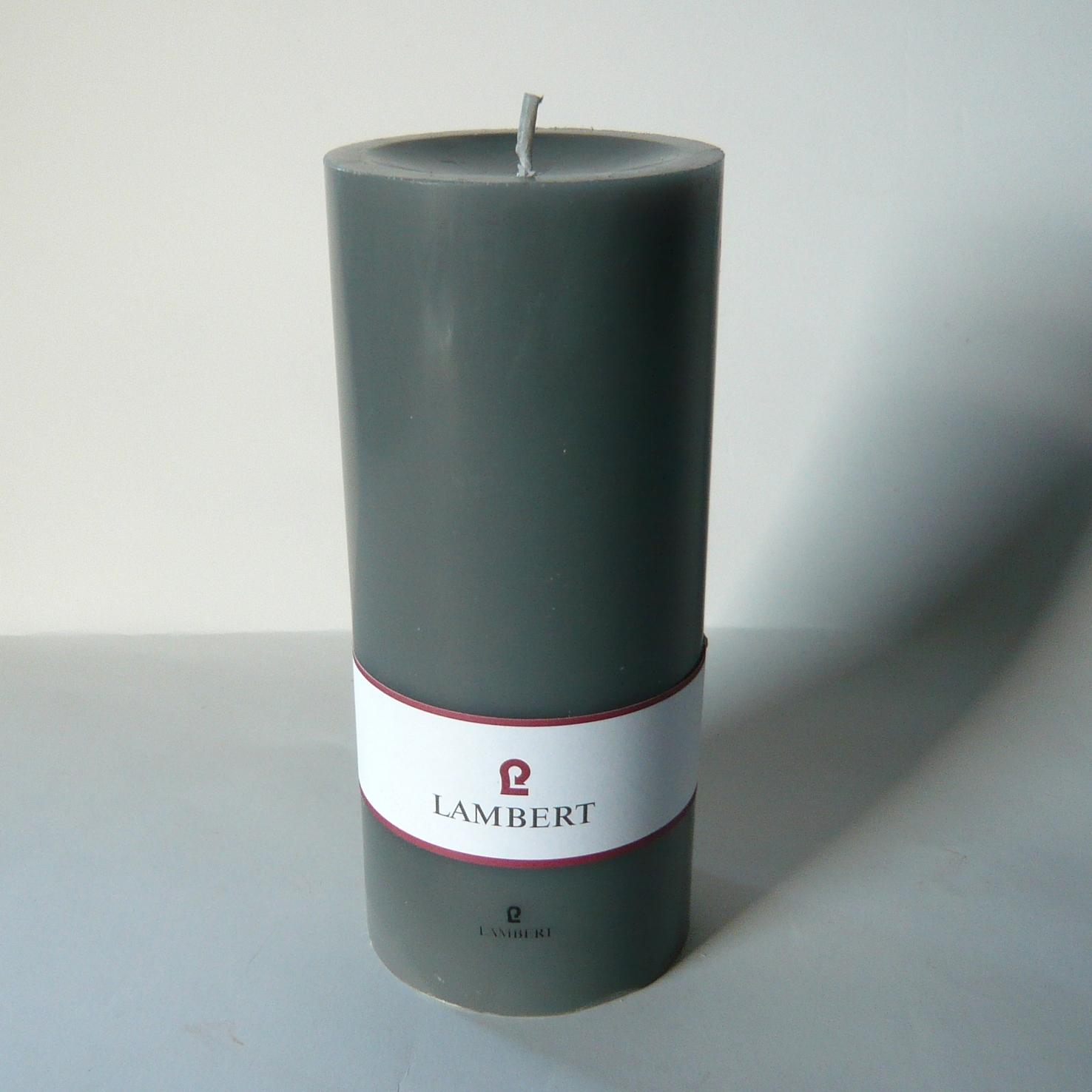 lambert stab stumpenkerzen durchmesser 3 8 cm setpreis. Black Bedroom Furniture Sets. Home Design Ideas