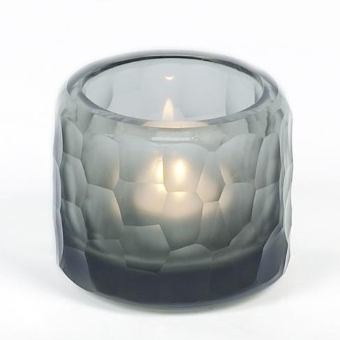 lambert bandol windlicht glas honeycombschliff h 7 cm 8 5 verschiedene farben lambert m bel. Black Bedroom Furniture Sets. Home Design Ideas