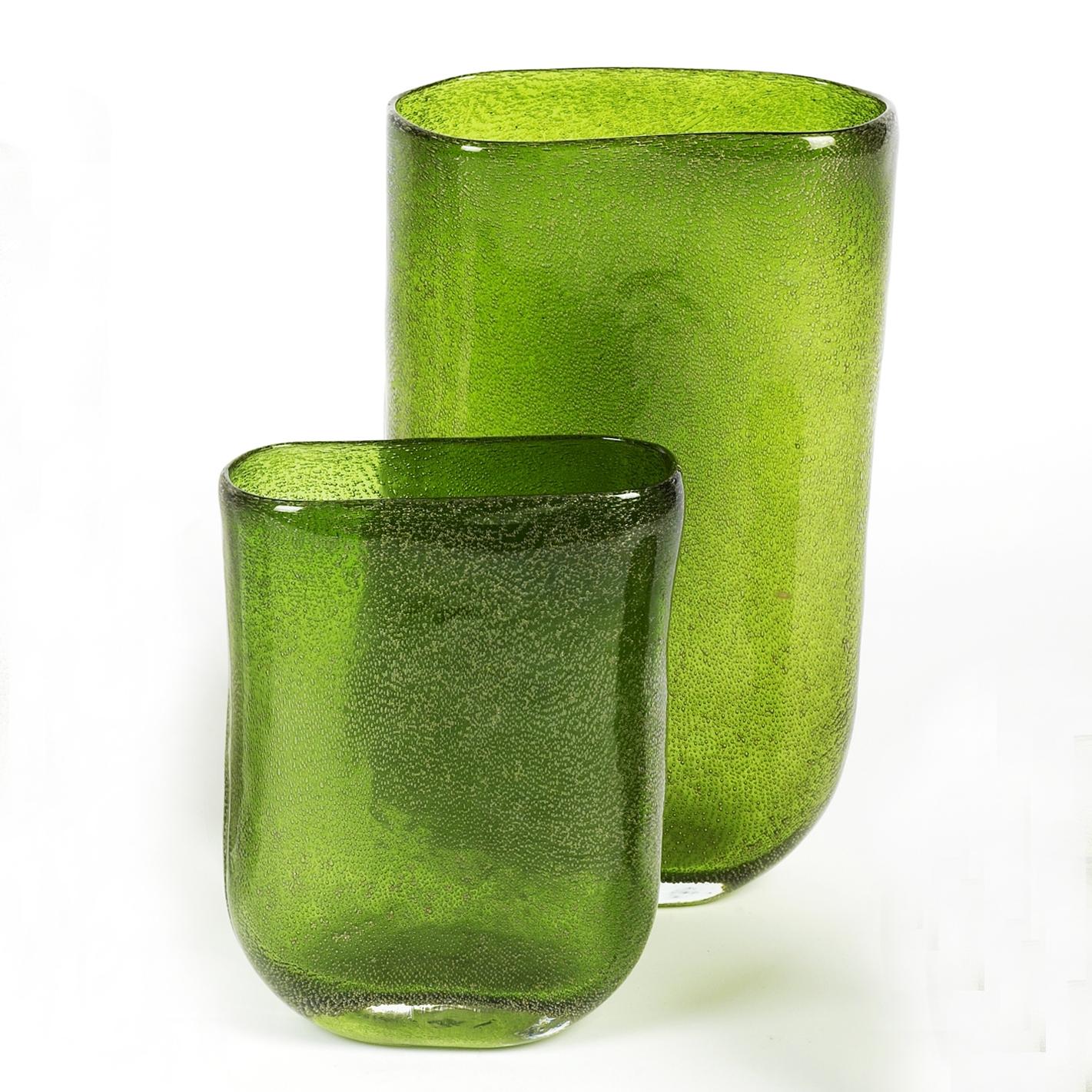 Lambert cellini vase glas mit kupfernetz verschiedene for Wohndesign vasen