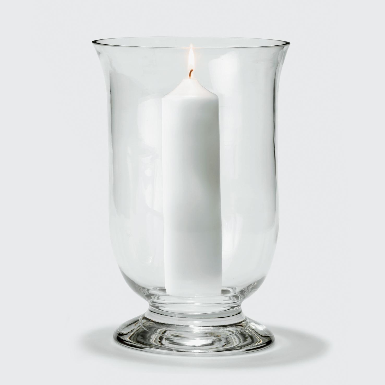Lambert Mallorca Windlicht Glas klar, verschiedene Größen