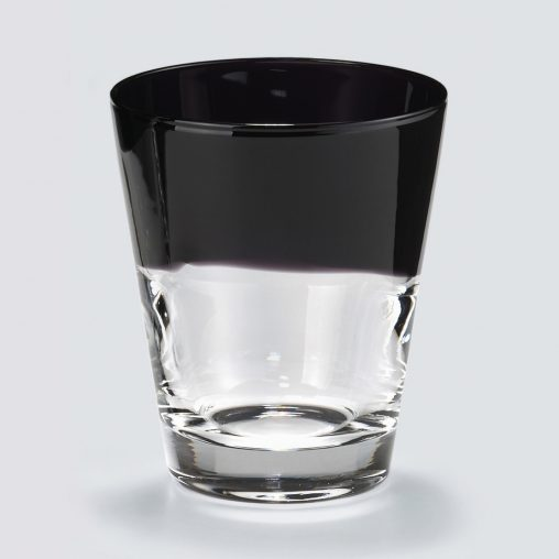 Lambert Nero Glas klar / schwarz