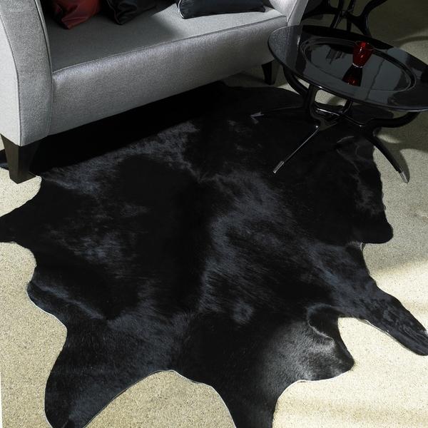 Lambert Pampa Teppich schwarz