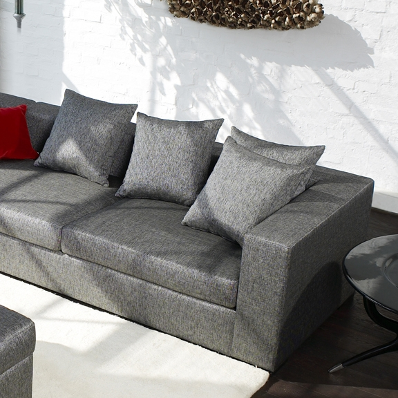 lambert keating sofa 190 mit r ckenpolster wei polster inkl 2 sitzpolster 2 r ckenpolster. Black Bedroom Furniture Sets. Home Design Ideas