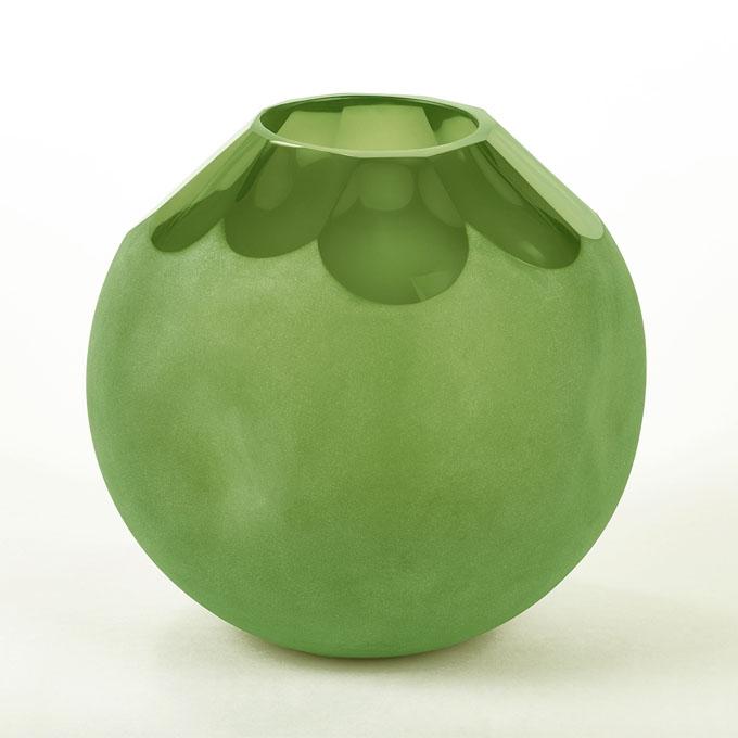 rocca vase gr n lambert m bel shop exklusives wohndesign. Black Bedroom Furniture Sets. Home Design Ideas