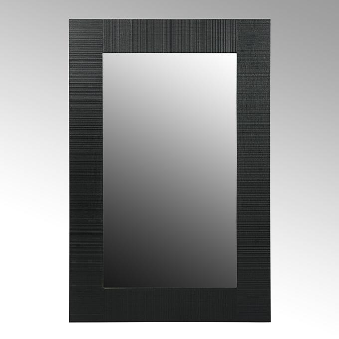 lambert dario spiegel natur und schwarz exklusive wohndesign. Black Bedroom Furniture Sets. Home Design Ideas