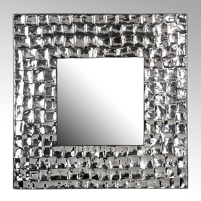 Lambert Samsara Spiegel mit Rahmen quadrat