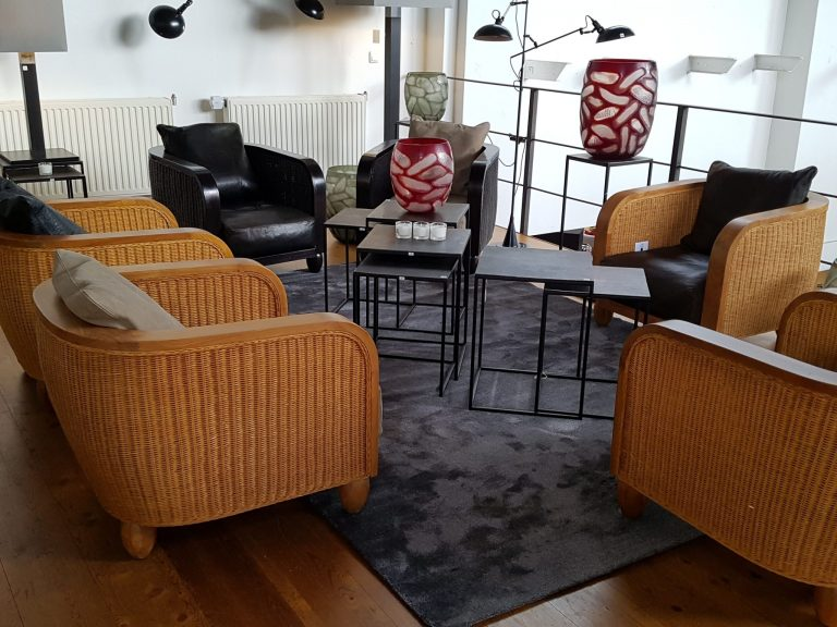 Lambert 50 Jahre Lobby Sessel Lambert Möbel Shop