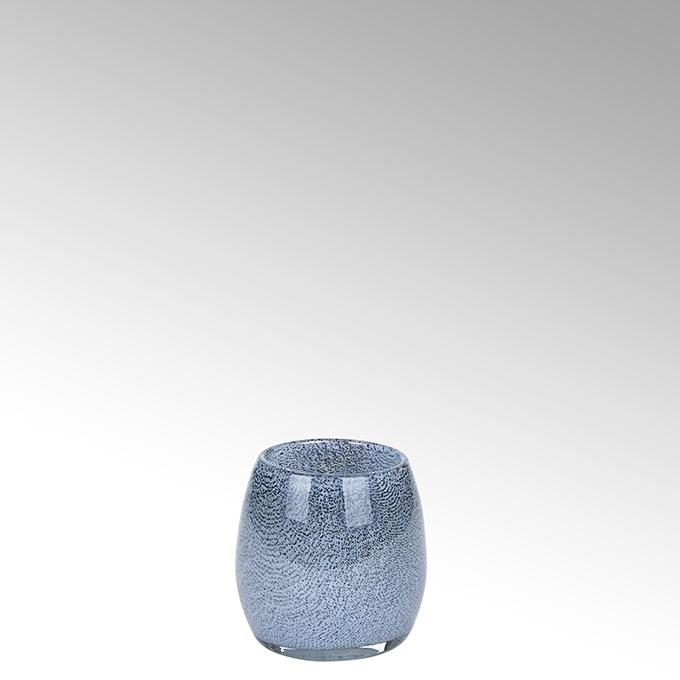 Lambert Porano Vase/ Windlicht sky