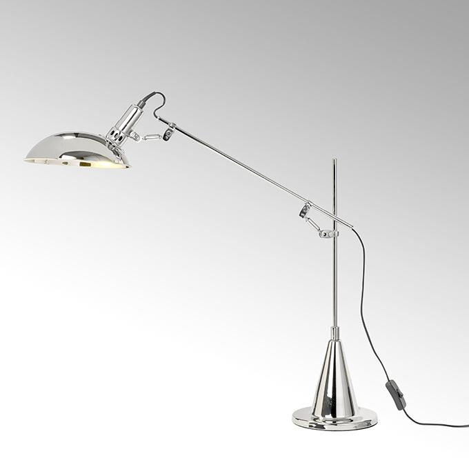 Lambert Switch On II Tischleuchte mit Lampenschirm groß