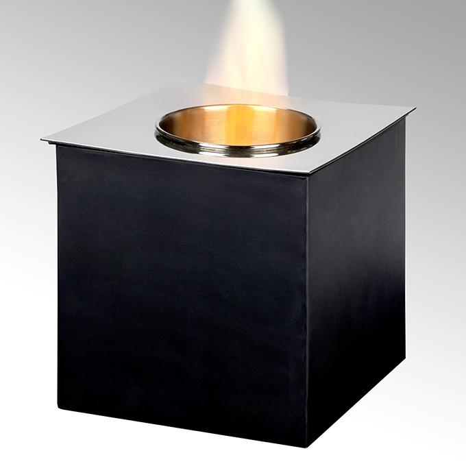 Lambert Cubetto Outdoor Feuer Eisen/Stahl