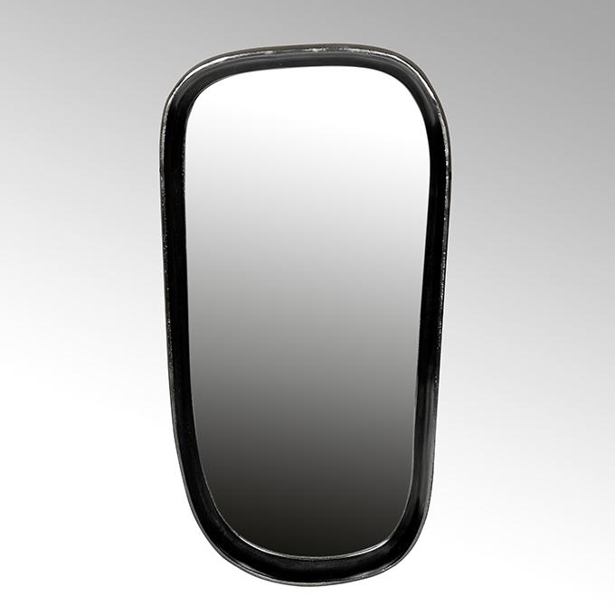 Lambert Kagami Wandspiegel Aluminiumo oval