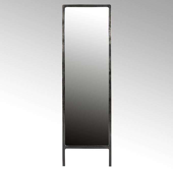 Lambert Vanity Standspiegel Aluminium