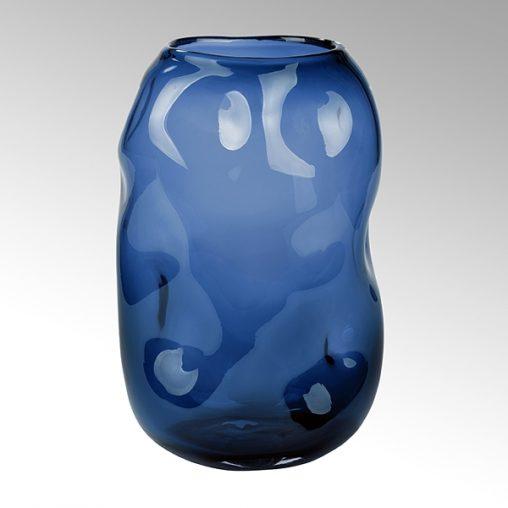 Lambert Carracci Vase petrol groß