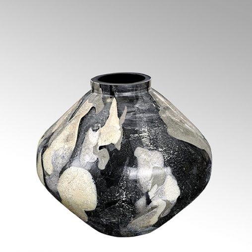 Lambert Bjarne Vase Glas bauchig klein