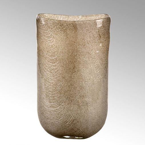 Lambert Cellini Vase taupe groß