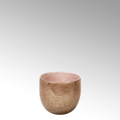 Lambert Cellini Vase klein rose