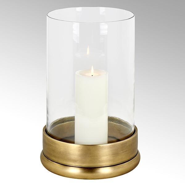 Lambert Bao Windlicht bronze