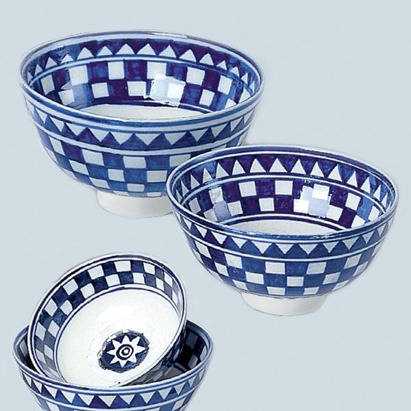 China Küchenkaro Schüsseln
