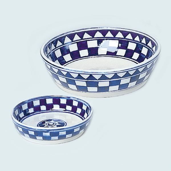 China Küchenkaro Schalen