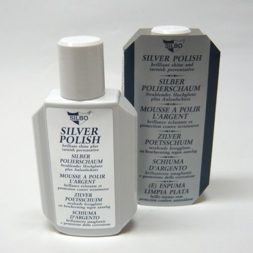 Silber-Polierschaum Silberputzmittel