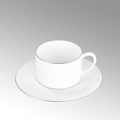 Serene Tee-/Kaffeeuntertasse Rand