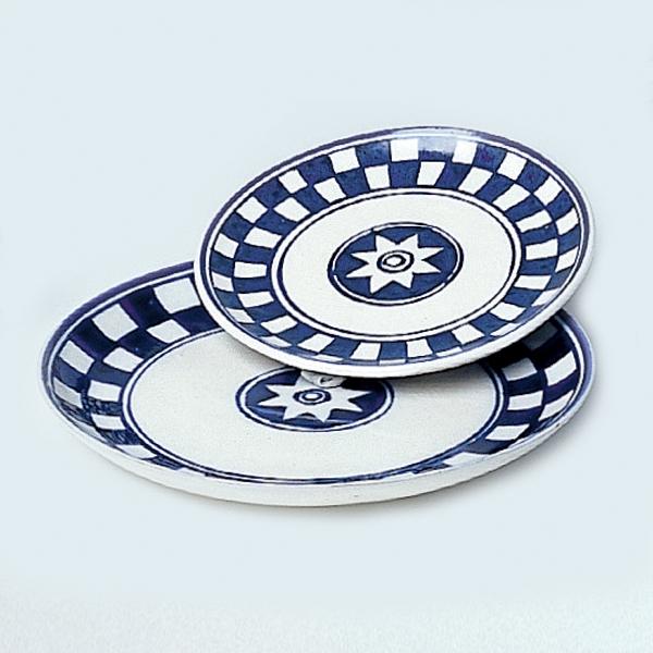 China Küchenkaro Teller